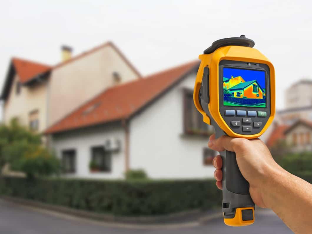 Termografering av bolig og bygninger | Termografiteknikk AS